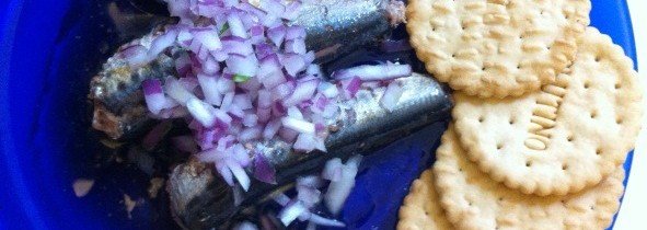 Healthy Throwback Food: Sardines!