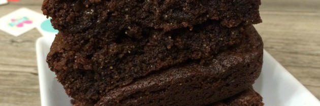 Gooey Gluten Free Brownies