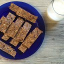 No-Bake Whenever Bars: Great Kids Snack